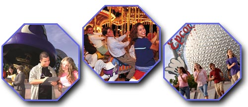 Group Packages including Disney Magic Music Days 2012