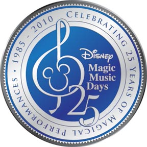 Disney Magic Music Days 2015